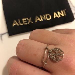 Path of life Alex and ani ring